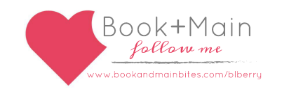 Follow BL Berry at Book+Main!