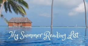 My SummerReading List